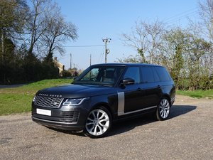 Land Rover  RANGE ROVER  3.0 SDV6 VOGUE WITH SVO STYLING EU6