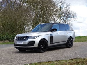 Land Rover  RANGE ROVER  3.0 TDV6 VOGUE SE 8 SPEED AUTO  57,