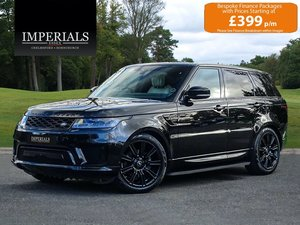 Land Rover  RANGE ROVER SPORT  3.0 SDV6 AUTOBIOGRAPHY DYNAMI