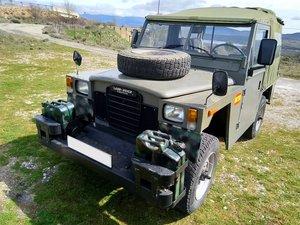 1984 Land Rover 88 Militar