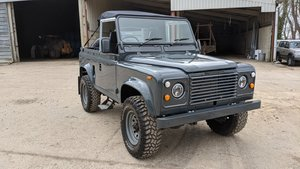 Land Rover 90 200TDi Beach Car #55