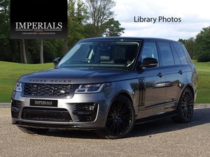Land Rover  RANGE ROVER  3.0 SDV6 VOGUE SE WITH SVO STYLING