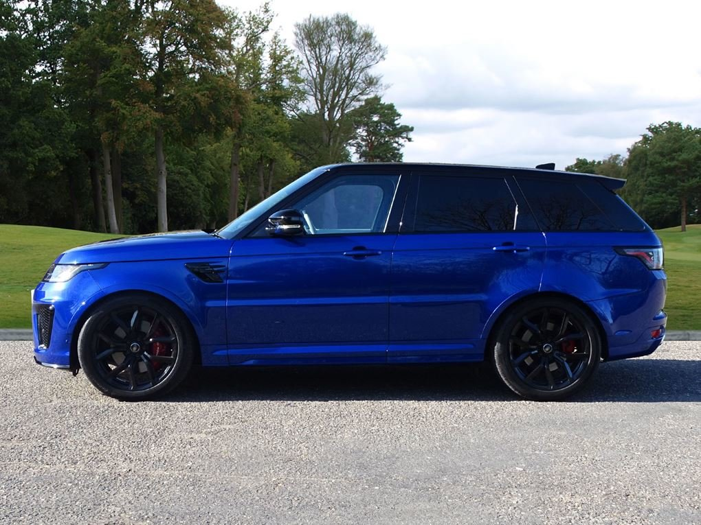 2019 Land Rover  RANGE ROVER SPORT  SVR 5.0 V8 SUPERCHARGED 8 SPE For Sale (picture 2 of 24)