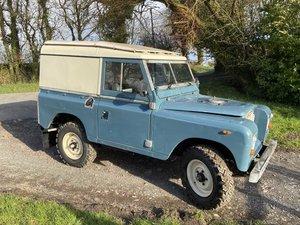 1983 Land Rover Series III - Mechanically Restored & Patina