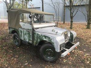 1951 Land Rover Srs I 80