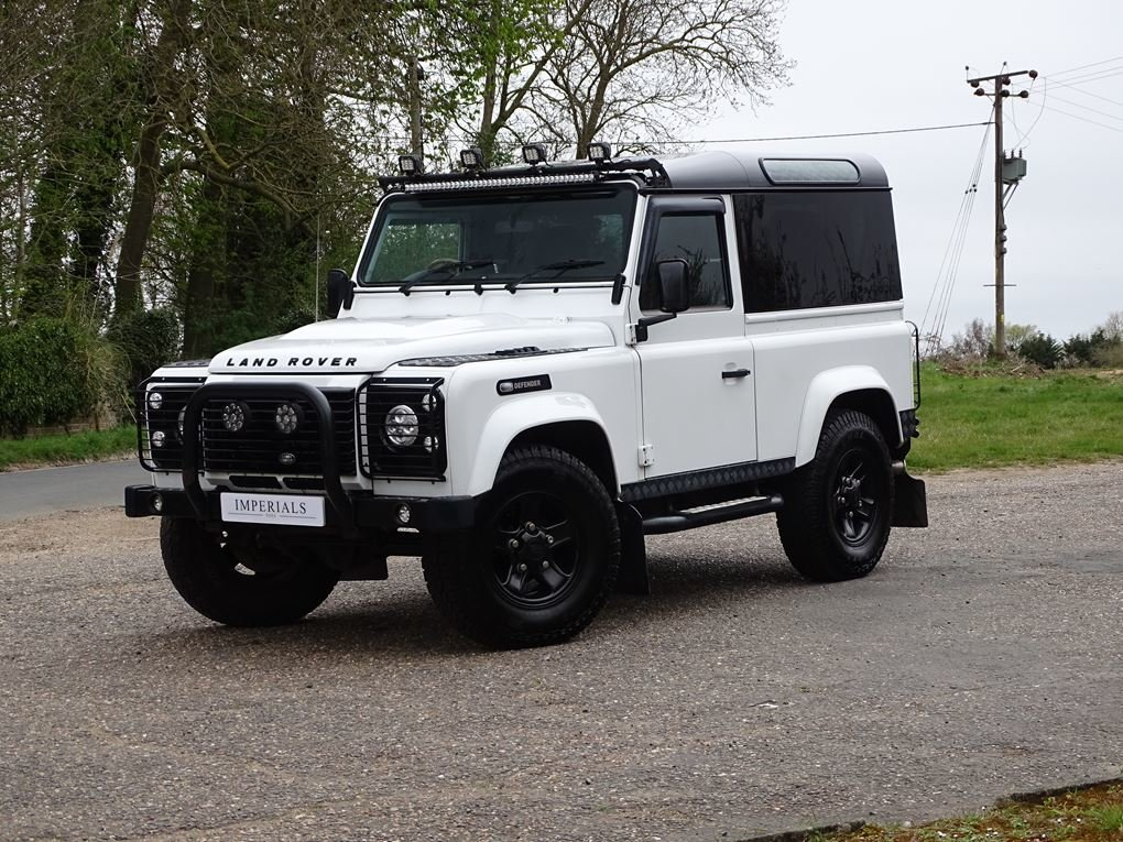 2013 Land Rover  DEFENDER 90  TD XS STATION WAGON  27,948 For Sale (picture 1 of 19)