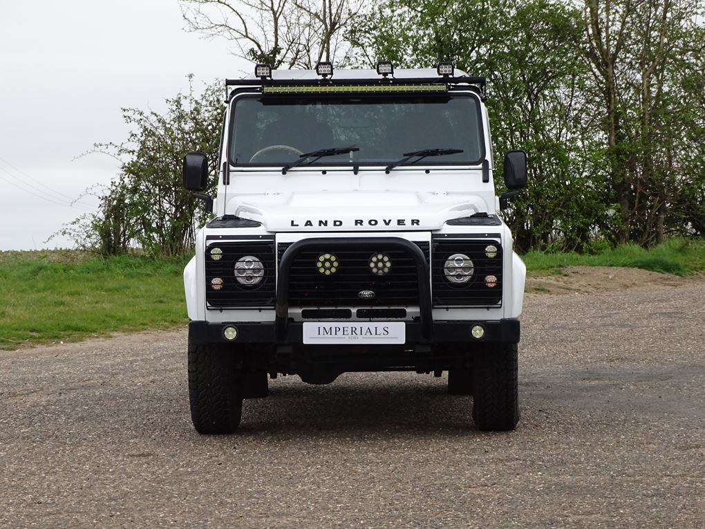 2013 Land Rover  DEFENDER 90  TD XS STATION WAGON  27,948 For Sale (picture 9 of 19)
