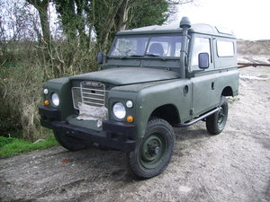 1966 Land Rover 2A  For Sale