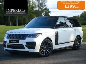 Land Rover  RANGE ROVER  4.4 SDV8 VOGUE SE with FULL SVO STY