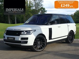 2016 Land Rover  RANGE ROVER  4.4 SDV8 VOGUE SE 8 SPEED AUTO  37,