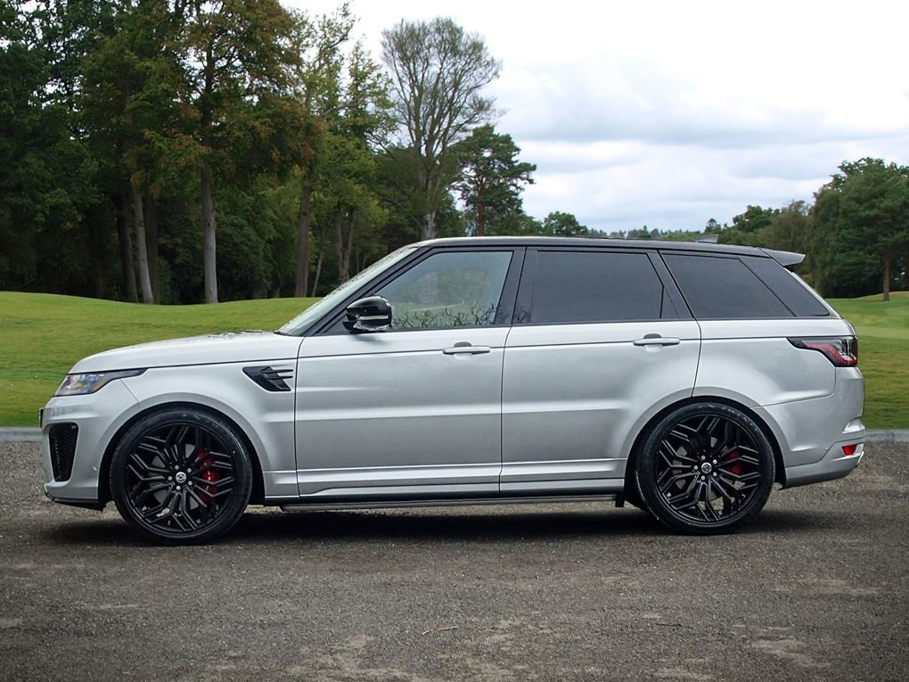 2018 Land Rover  RANGE ROVER SPORT  SVR 5.0 V8 SUPERCHARGED 8 SPE For Sale (picture 2 of 6)