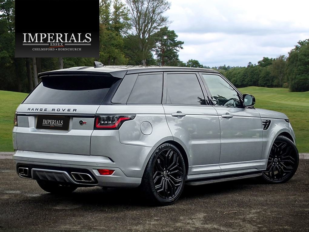 2018 Land Rover  RANGE ROVER SPORT  SVR 5.0 V8 SUPERCHARGED 8 SPE For Sale (picture 4 of 6)