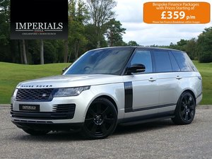 Land Rover  RANGE ROVER  3.0 TDV6 VOGUE SE 8 SPEED AUTO  55,