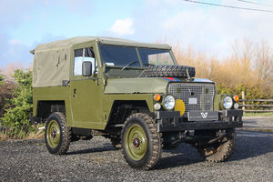 Picture of 1981 Land Rover Series 3 Lightweight Military Very Original 24 Vo SOLD