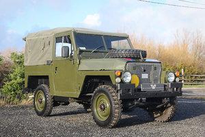 1981 Land Rover Series 3 Lightweight Military Very Original 24 Vo SOLD