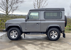 2015 LAND ROVER DEFENDER 90 LANDMARK