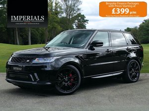 Picture of Land Rover  RANGE ROVER SPORT  P400 HSE DYNAMIC HYBRID 2019  For Sale