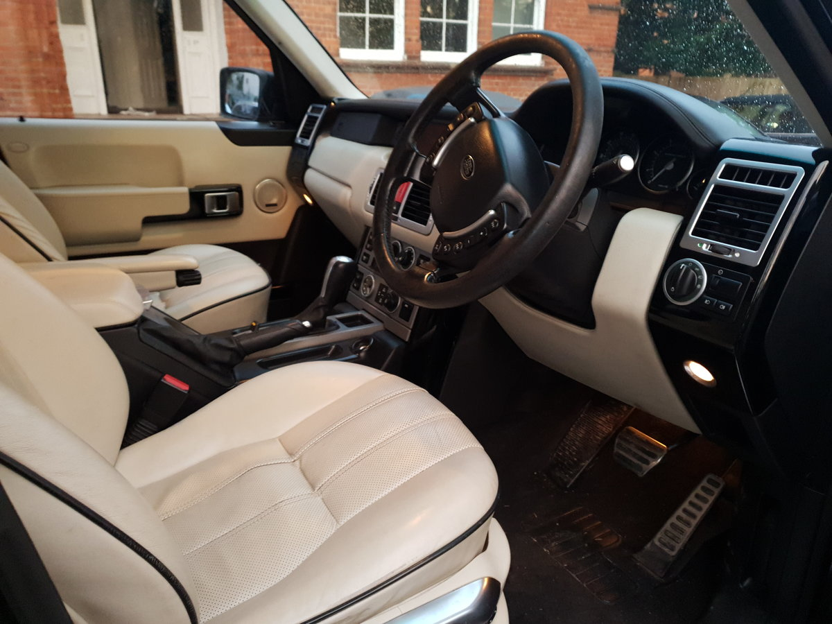 2006 A Truly Oustanding Range Rover L332 V8 SUPERCHARGED  For Sale (picture 1 of 6)