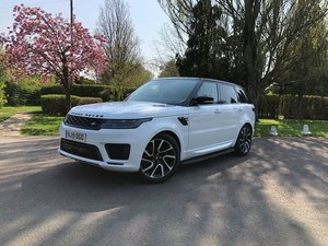 Picture of Land Rover  RANGE ROVER SPORT  3.0 SDV6 HSE EU6 2019 MODEL 8 For Sale