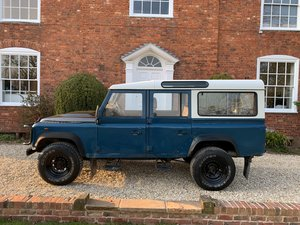1994 Land Rover Defender 110 300Tdi Left Hand Drive US Eligible