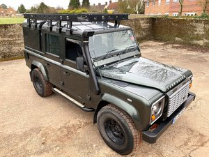 2006 Defender 110 TD5 XS Doublecab+high spec+nice miles SOLD