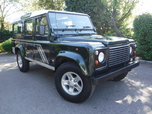 Land Rover Defender 110 2.5 TDi County Manual 1997 R-Reg For Sale