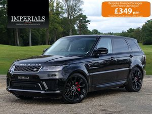Picture of Land Rover  RANGE ROVER SPORT  3.0 SDV6 HSE EU6 2018 MODEL 8