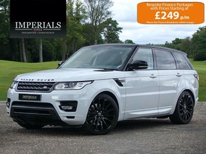 Land Rover  RANGE ROVER SPORT  3.0 SDV6 HSE EU6 2017 MODEL 8 For Sale