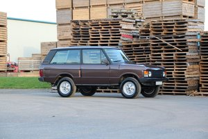 1989 1988 RANGE ROVER CLASSIC 2 DOOR 2.4TD LHD (USA Eligible) For Sale