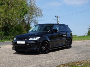 2014 Land Rover  RANGE ROVER SPORT  3.0 SDV6 HSE WITH SVR STYLING For Sale