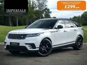 2019 Land Rover  RANGE ROVER VELAR  D300 R-DYNAMIC HSE VAT Q 8 SP For Sale