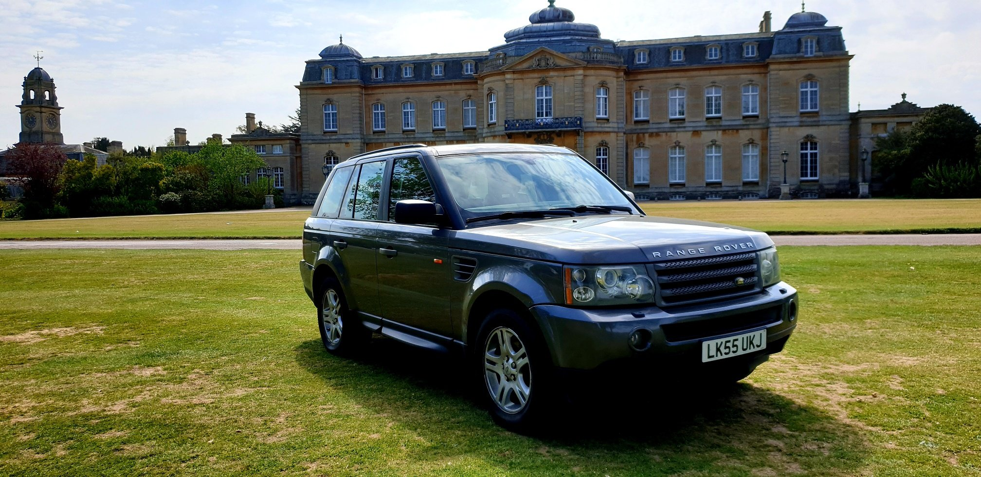 LHD 2006 RANGE ROVER SPORT SE 2.7 TDV6,LEFT HAND DRIVE For Sale (picture 1 of 6)