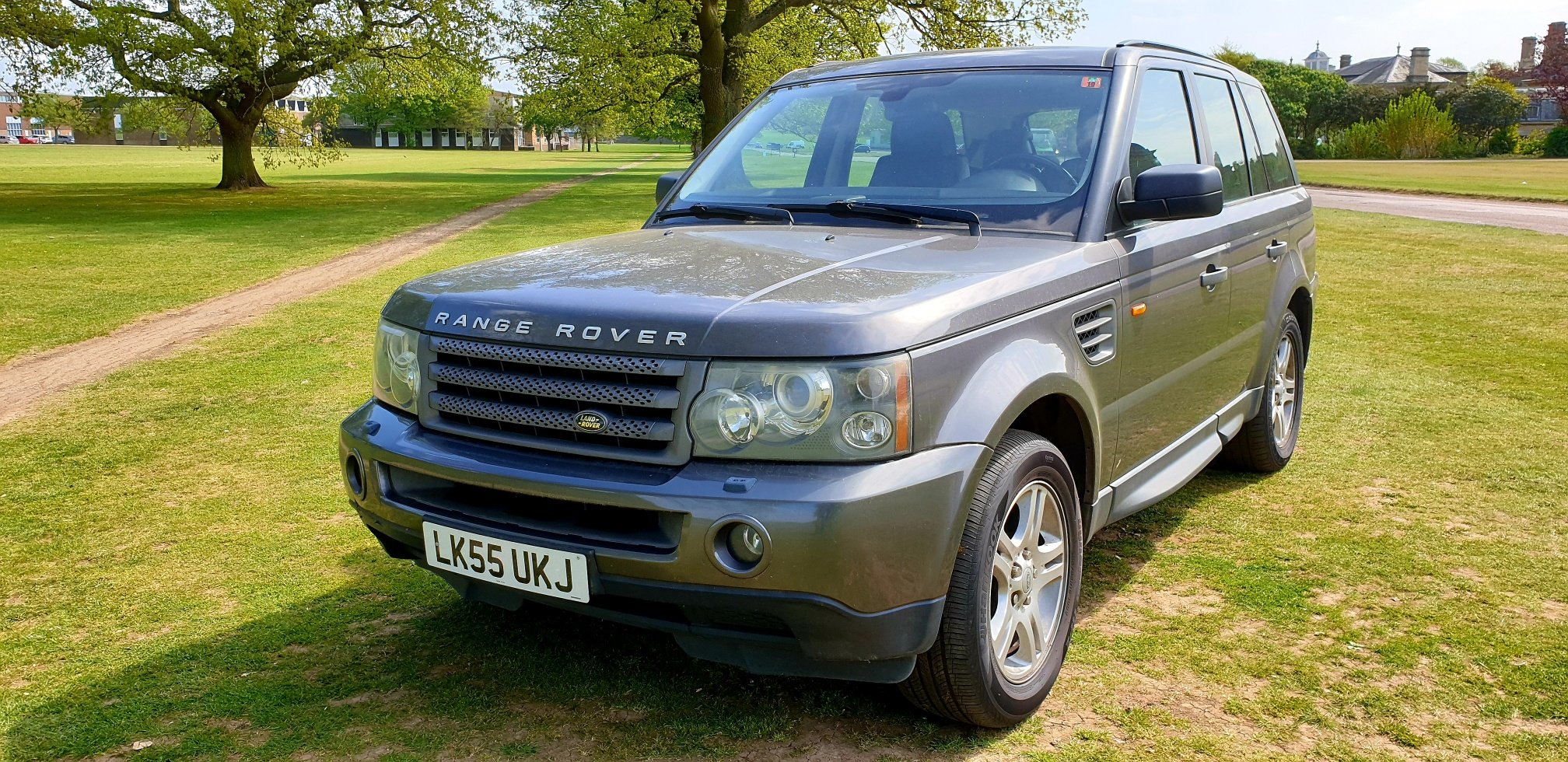 LHD 2006 RANGE ROVER SPORT SE 2.7 TDV6,LEFT HAND DRIVE For Sale (picture 2 of 6)