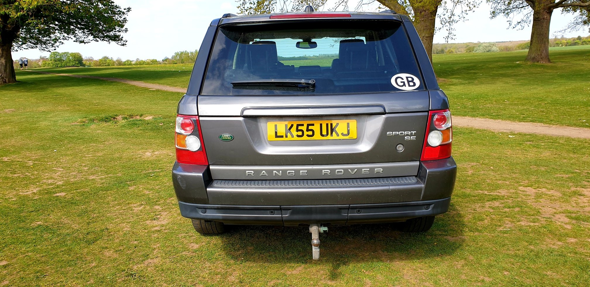 LHD 2006 RANGE ROVER SPORT SE 2.7 TDV6,LEFT HAND DRIVE For Sale (picture 4 of 6)