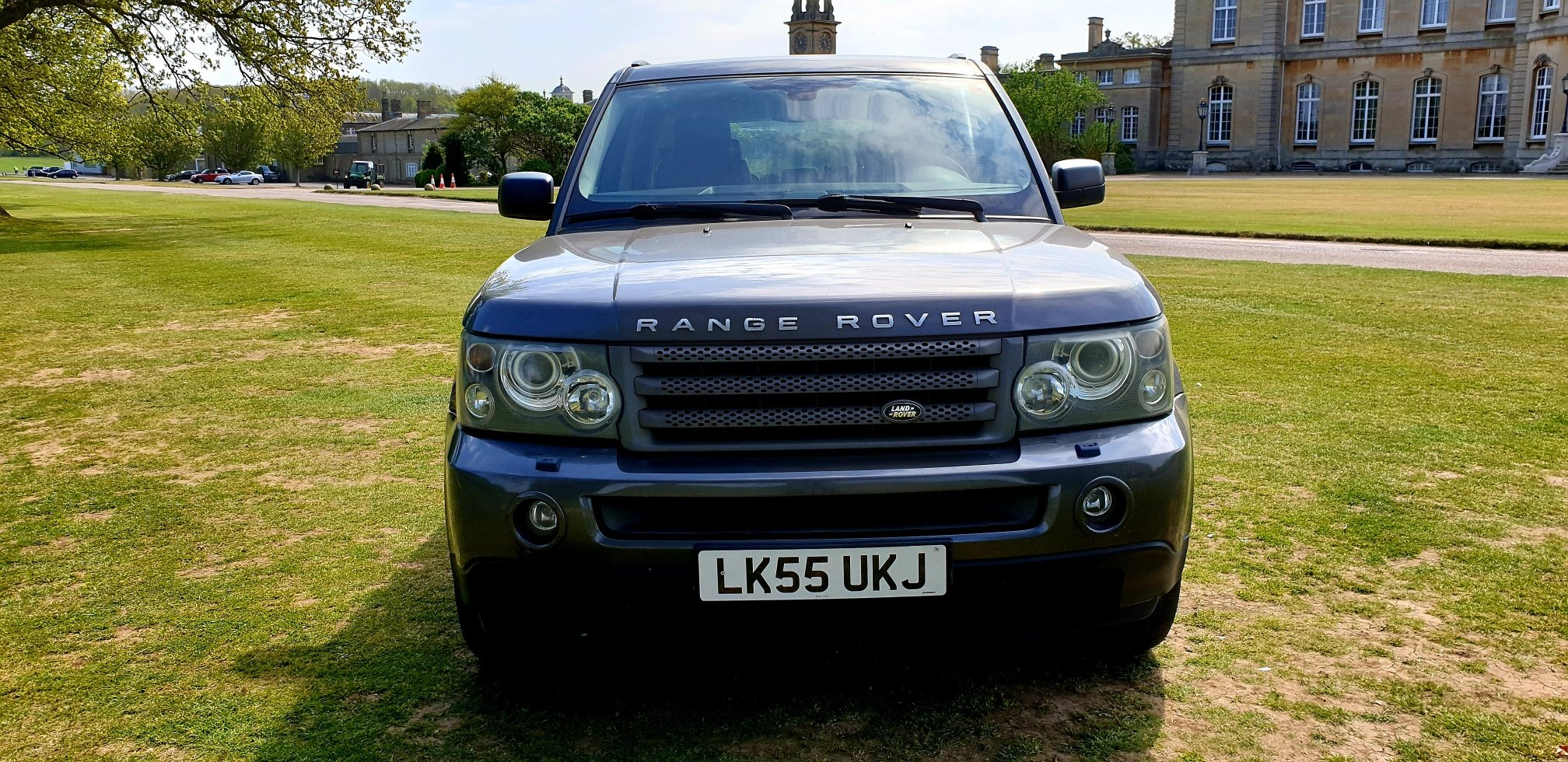 LHD 2006 RANGE ROVER SPORT SE 2.7 TDV6,LEFT HAND DRIVE For Sale (picture 3 of 6)