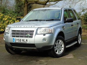 Picture of 2008 Land Rover Freelander 2 TD4 2.2 XS SOLD