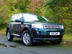Picture of 2011 Land Rover Freelander 2 2.2 SD4 XS Station Wagon SOLD