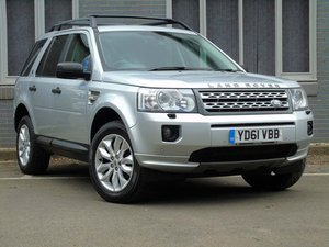 Picture of 2011 Land Rover Freelander 2 2.2 TD4 HSE 4X4 SOLD