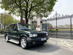 2001  Range Rover Vogue 4.6 - 54.500 miles only