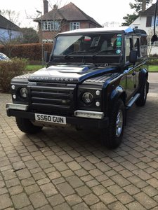 2013 Absolutely stunning defender 110 2.2 xs 1 owner