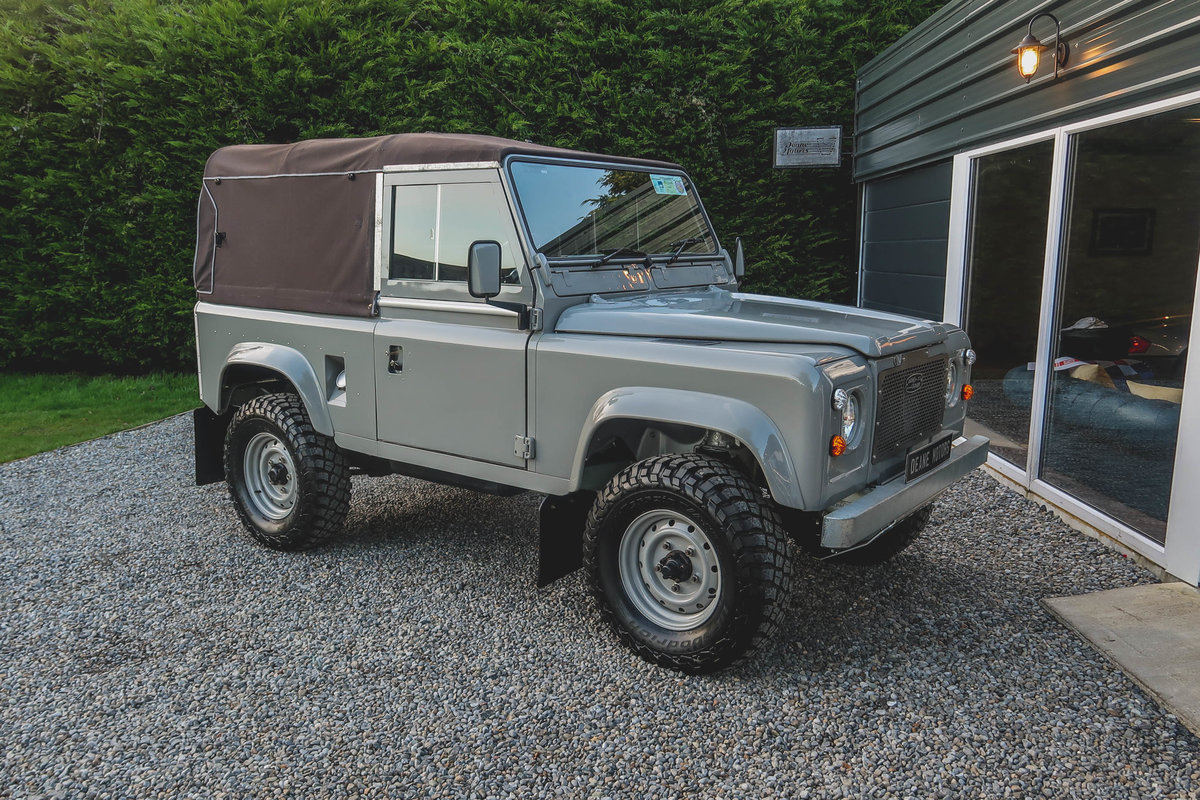 1984 Exceptional Bespoke Land Rover Defender SOLD (picture 1 of 6)