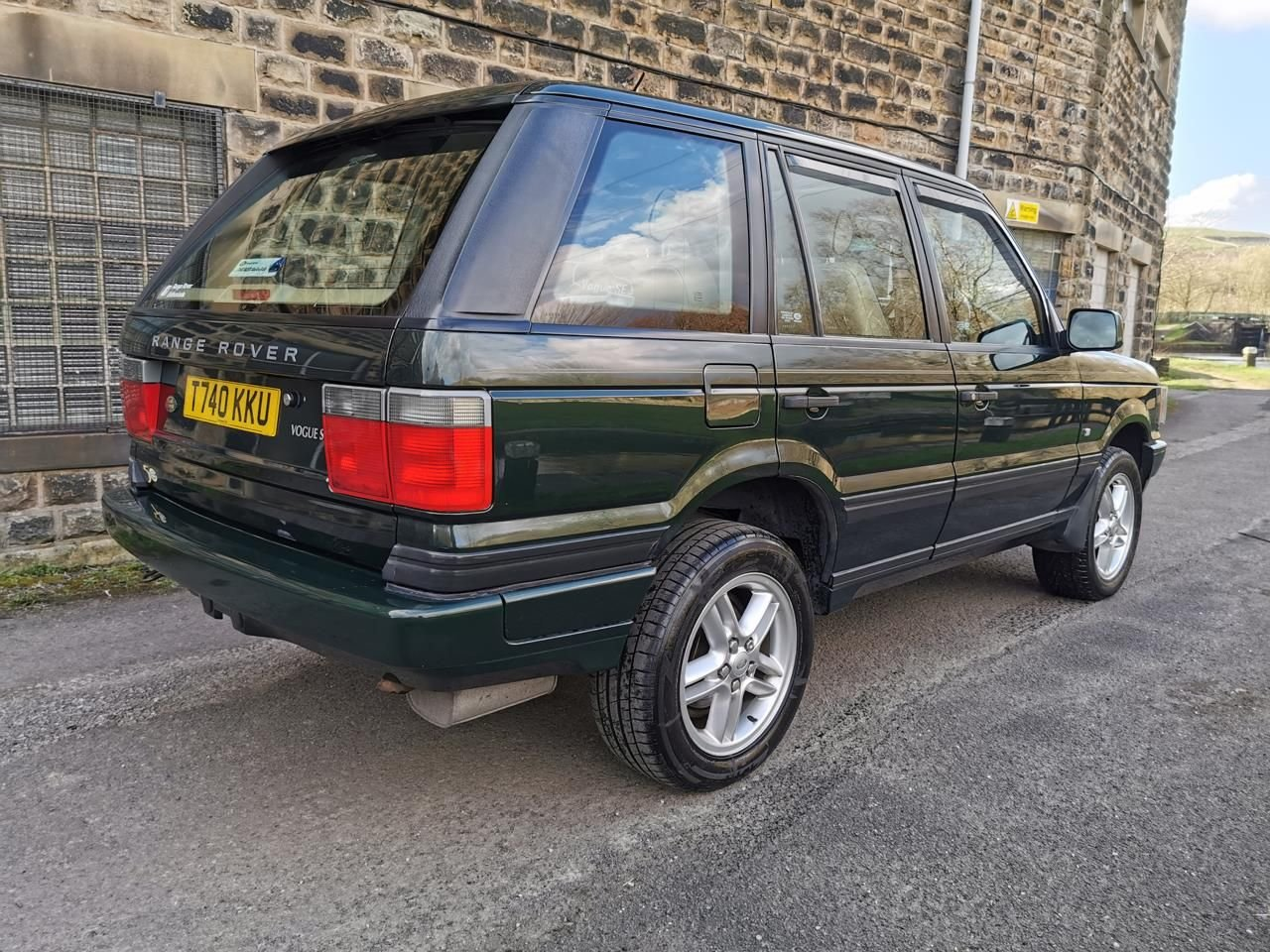 1999 Range Rover Vogue SE 1 of 30 cars, 1 Year Warranty For Sale (picture 1 of 6)