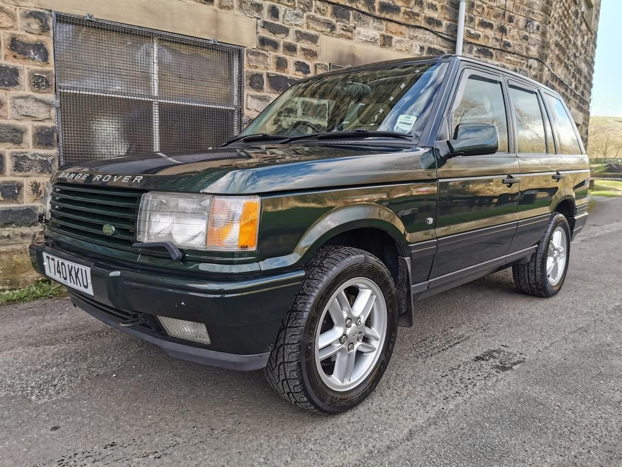 1999 Range Rover Vogue SE 1 of 30 cars, 1 Year Warranty For Sale (picture 4 of 6)