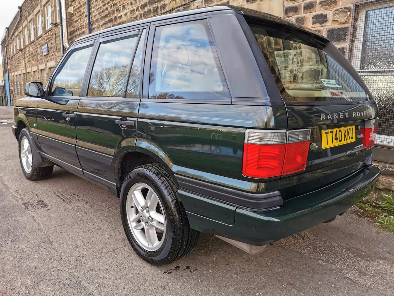 1999 Range Rover Vogue SE 1 of 30 cars, 1 Year Warranty For Sale (picture 6 of 6)