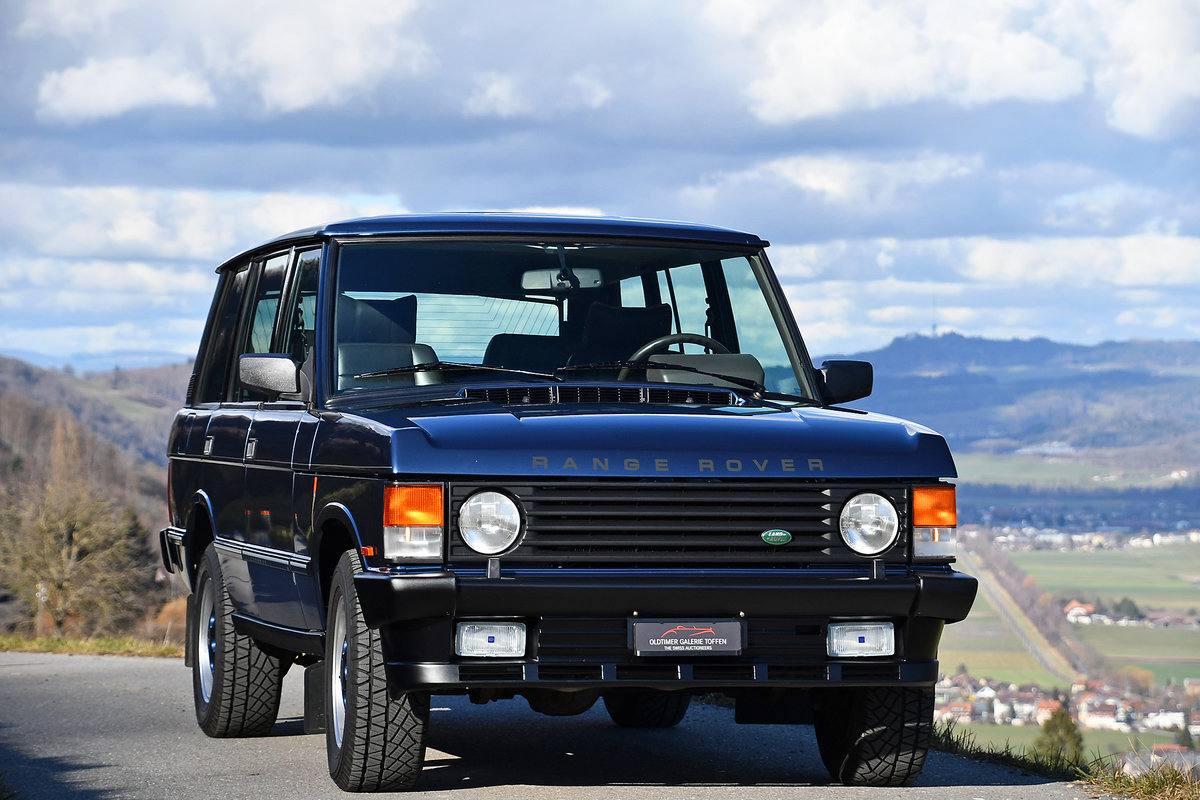 1993 Swiss delivery with 138'000 driven km For Sale (picture 1 of 6)
