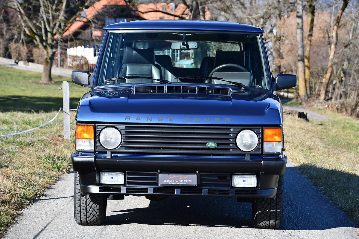 1993 Swiss delivery with 138'000 driven km For Sale (picture 2 of 6)