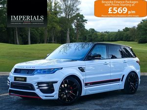 Picture of 2019 Land Rover  RANGE ROVER SPORT  3.0 SDV6 HSE WITH FULL LUMMA