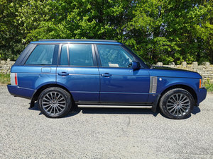 Range Rover Autobiography 3.6 TDV8 - Every option