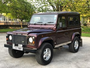 1994/l land rover defender 90 factory csw 300tdi