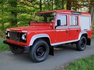 1986 Landrover 110 V8 Stationwagon, 8700 km, left hand drive
